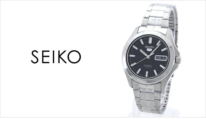 セイコー5 逆輸入モデル 機械式(自動巻き) SNKK93K1 メンズ