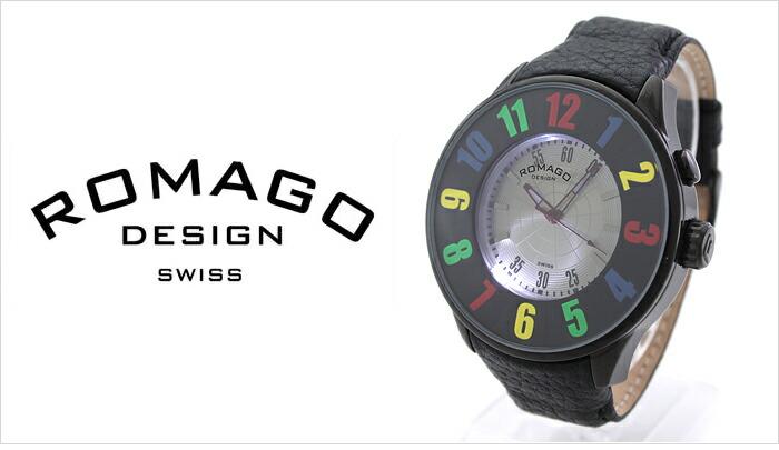 ロマゴデザイン NUMERATION ヌメレーション RM007-0053ST-RD ユニセックス