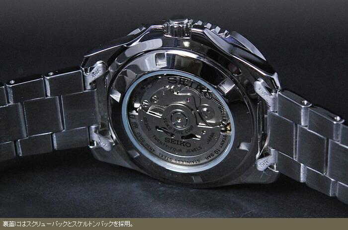セイコー5 逆輸入モデル 5スポーツ 100m防水 機械式(自動巻き) SRP203J1 メンズ