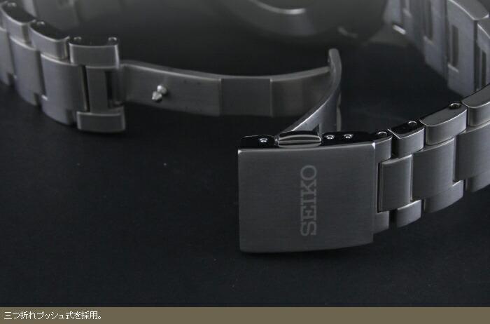 セイコー アストロン GPS ソーラー電波 100m防水 SBXA003 メンズ