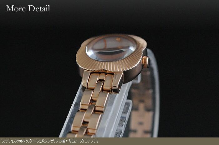シチズン キー エコドライブ ソーラー EG2852-50W レディース