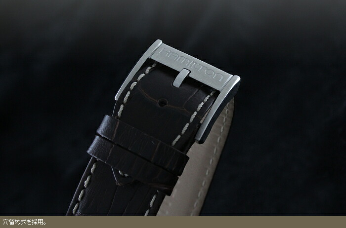 ハミルトン ジャズマスター シンライン H38511553 メンズ