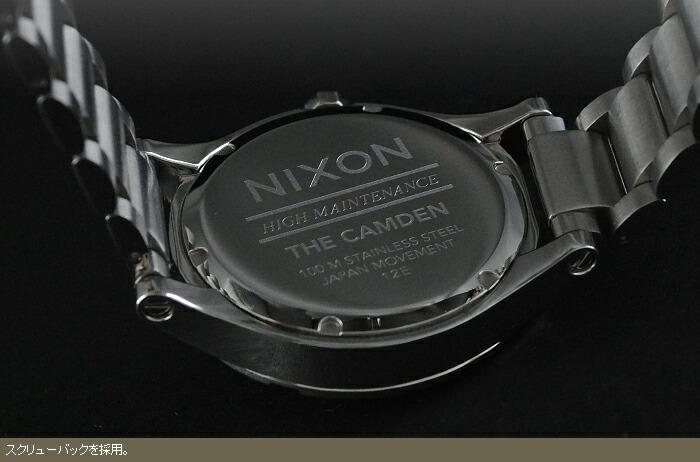 ニクソン カムデン A343100 ユニセックス