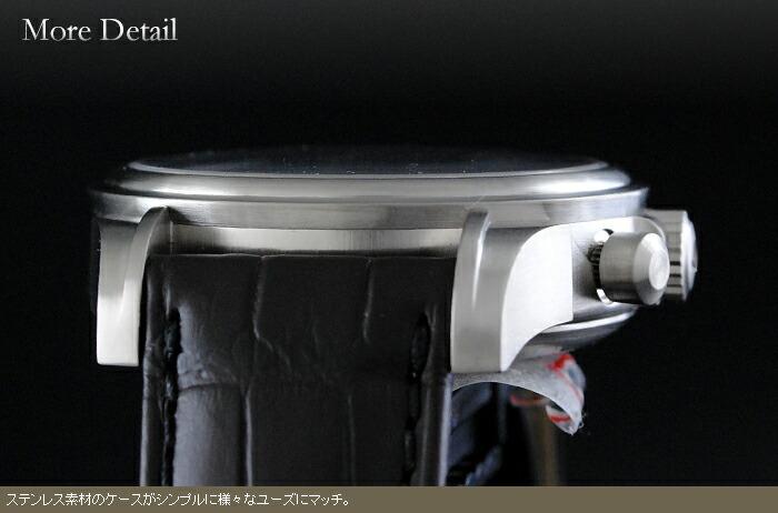 オメガ デビル クロノグラフ スケルトンバック シルバー 422.53.44.51.02.001 メンズ