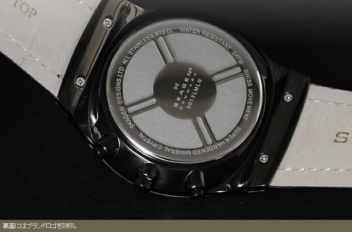 スカーゲン クロノグラフ 901XLMLN メンズ