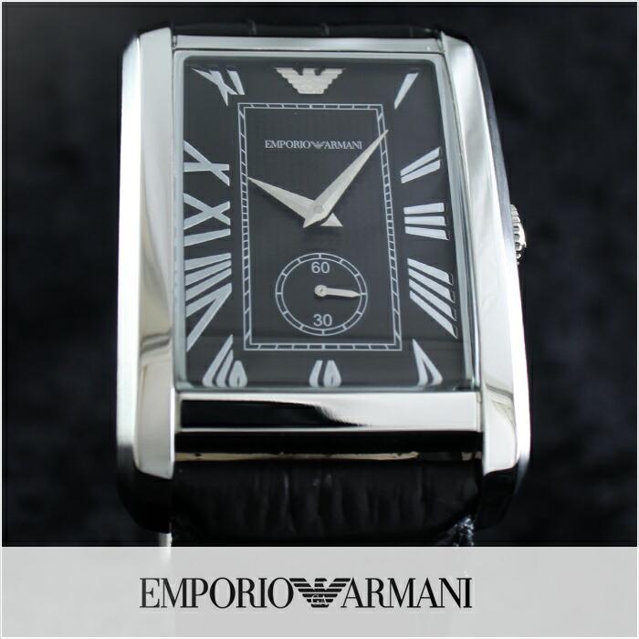 エンポリオアルマーニ クラシックコレクション AR1604 メンズ