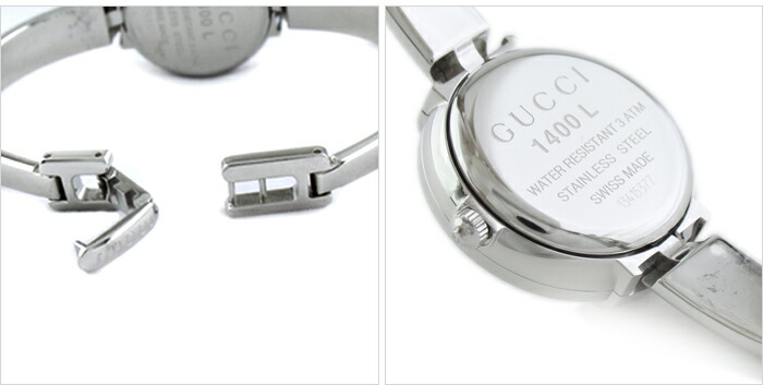 グッチ 1400シリーズ YA014513LSS-PMP レディース