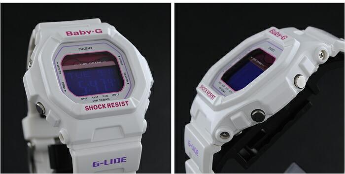 カシオ ベビーG Gライド BLX-5600-7JF レディース