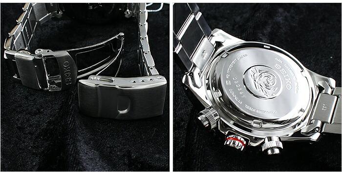 セイコー 逆輸入モデル ソーラー 200m防水 SSC019P1 メンズ