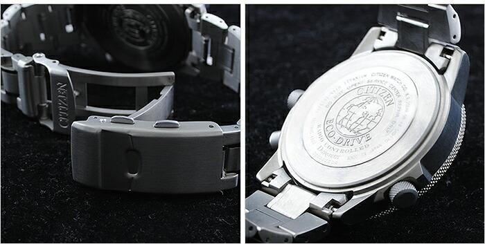 シチズン プロマスター パイロット ソーラー電波 CB0130-51E メンズ
