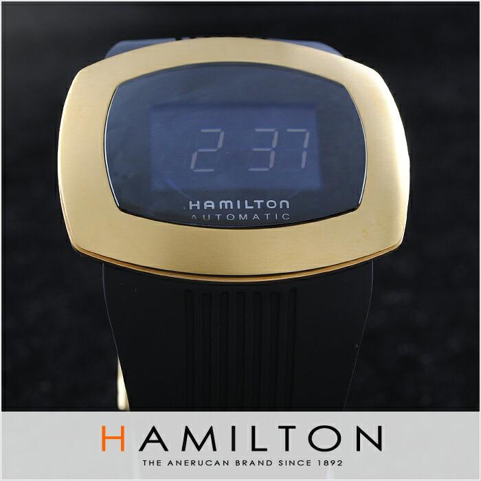 ハミルトン パルソマティック H52545339 メンズ