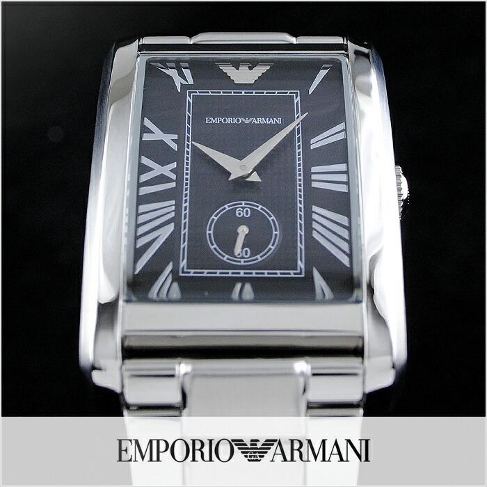 エンポリオアルマーニ クラシックコレクション AR1608 メンズ