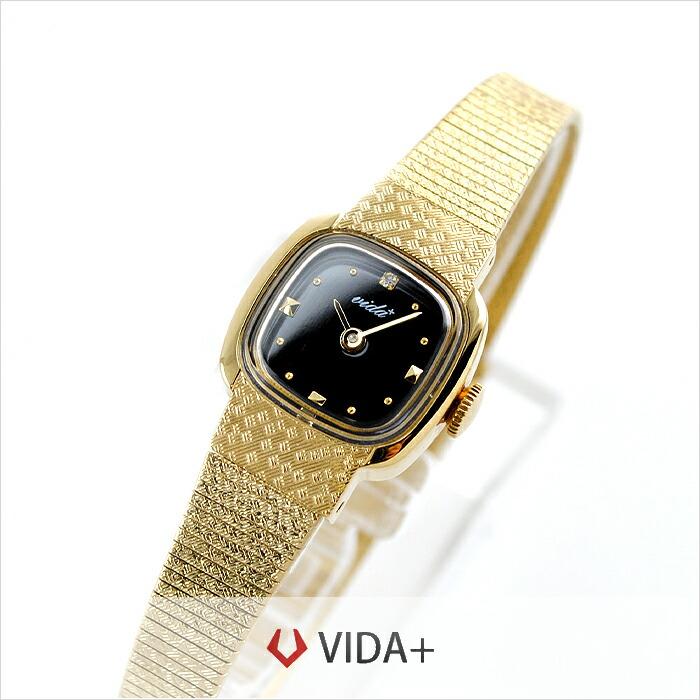 ヴィーダプラス レディーススクエア 83911 BK レディース