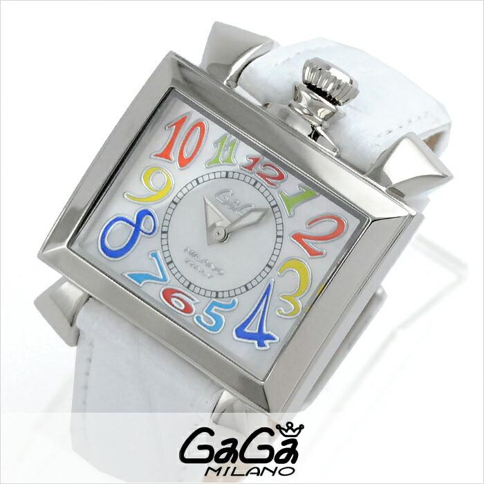 ガガミラノ ナポレオーネ 40MM 伊勢丹先行販売モデル 6030.1 レディース