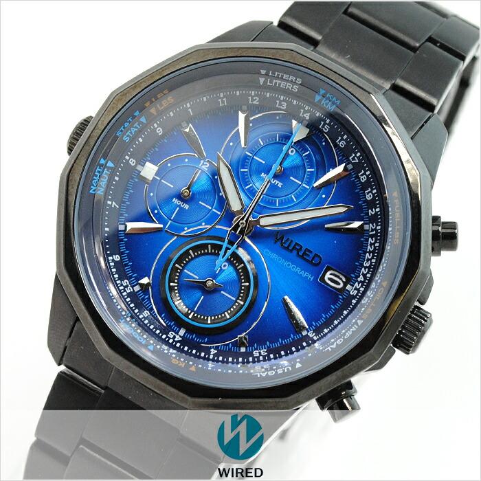 セイコー ワイアード ザ・ブルー AGAW421 メンズ
