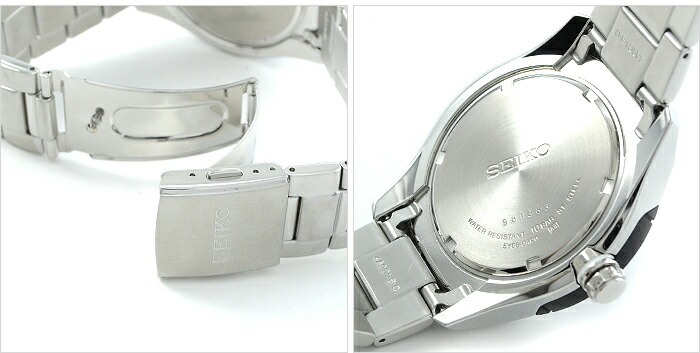 セイコー 逆輸入モデル クライテリア 100m防水 SNT019P1 メンズ