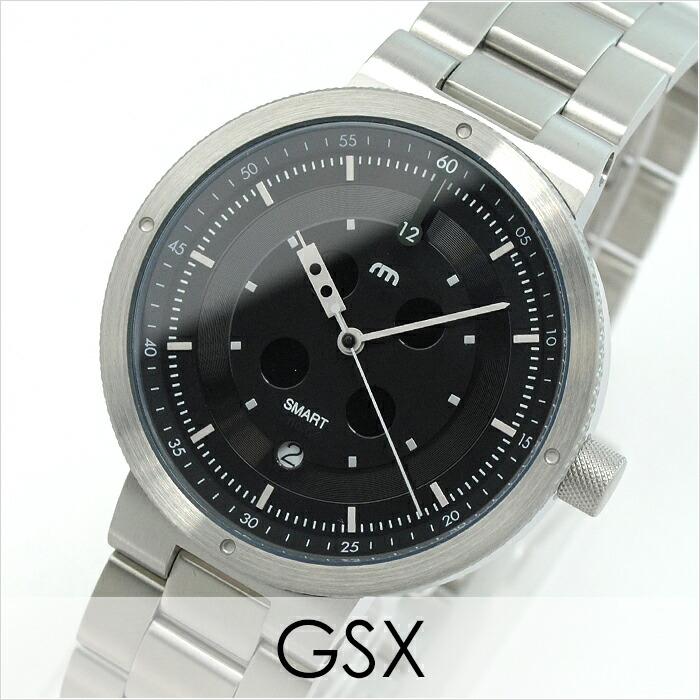 ジーエスエックス 200シリーズ 自動巻 GSX220RMA メンズ