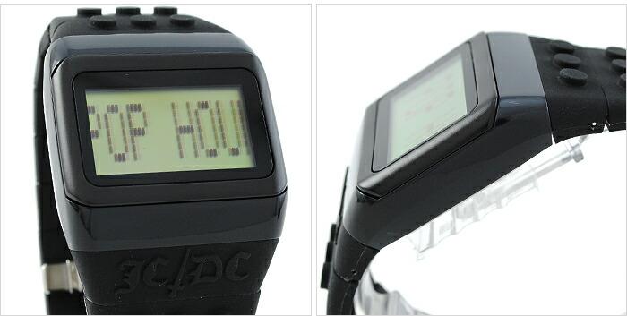 オーディーエム POPHOURS ブラック JC01-1 メンズ