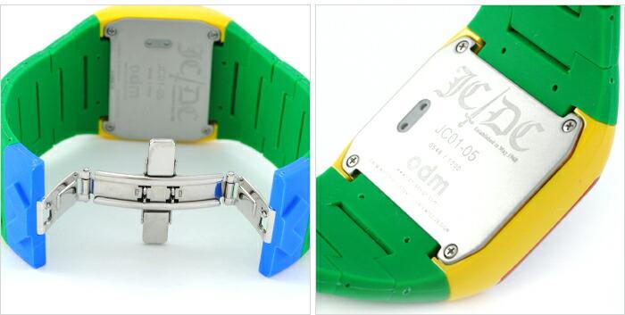 オーディーエム POPHOURS グリーン JC01-5 メンズ