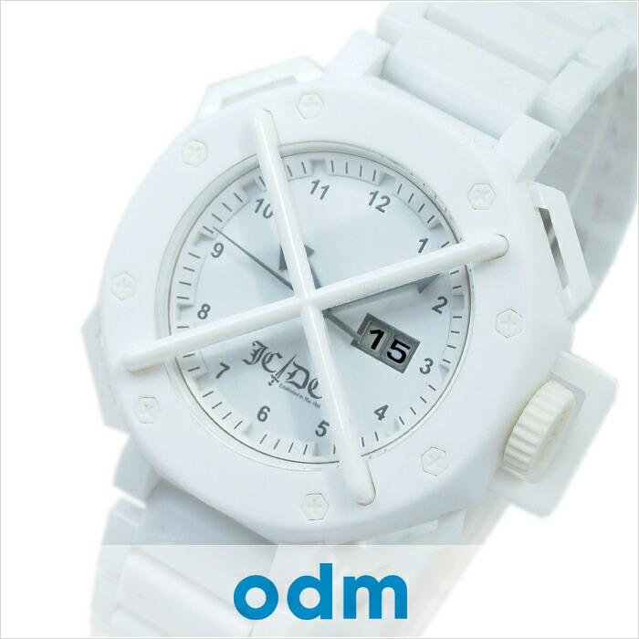 オーディーエム TimeTrack ホワイト TT01-2 メンズ