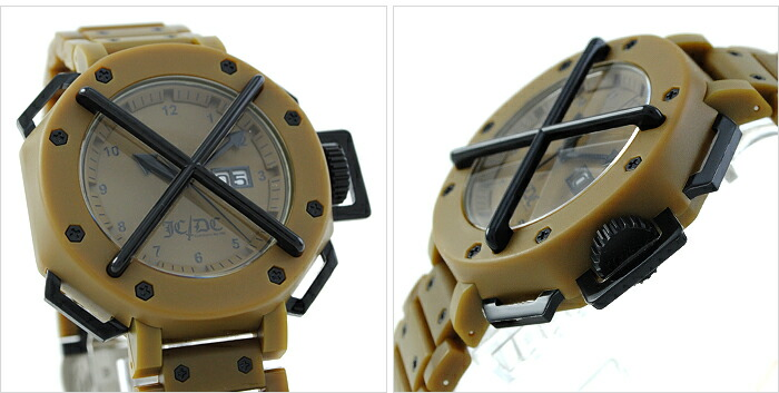 オーディーエム TimeTrack カーキ ミリタリーウォッチ TT01-4 メンズ