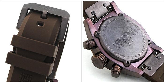 ブレラオロロージ ETERNOCHRONO JapanLimited BRETC4522CM メンズ