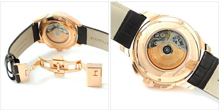 ハミルトン ジャズマスター クロノオート H32646595 メンズ