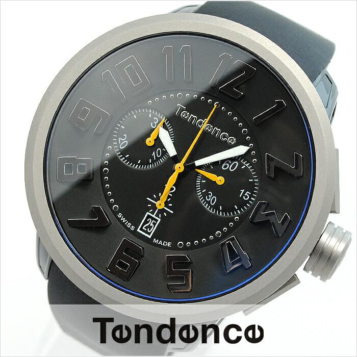 テンデンス SWISS MADE 02037012 ユニセックス