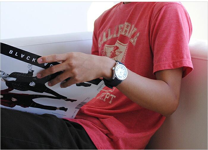 サクスニーイザック  SYA-15085-WHGY メンズ
