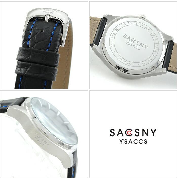 サクスニーイザック  SYA-15087-GY メンズ