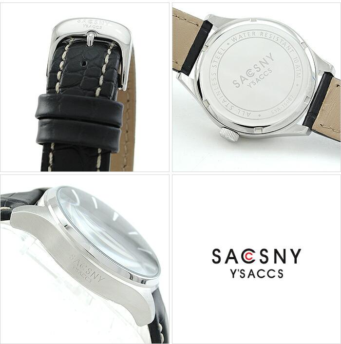 サクスニーイザック  SYA-15087-BK メンズ