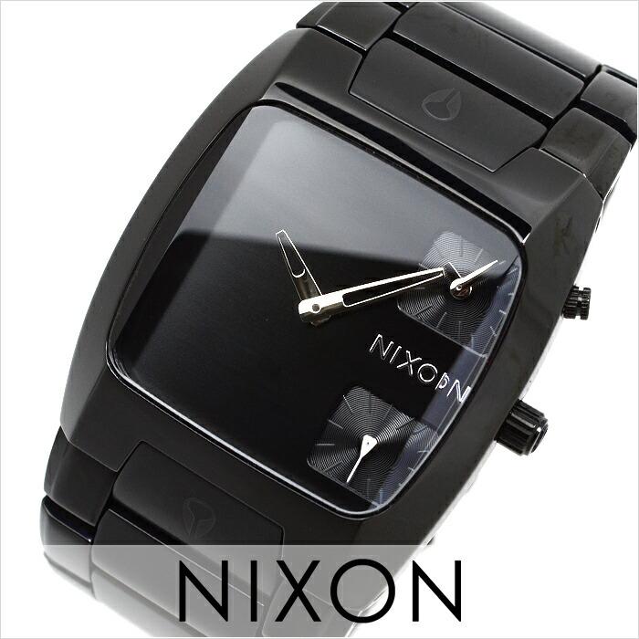 ニクソン バンクス A060-001 メンズ
