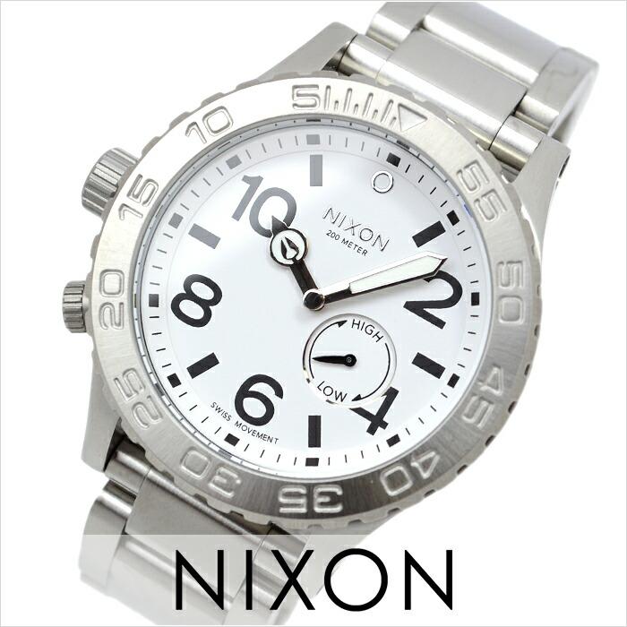 ニクソン THE42-20 タイド A035-100 ユニセックス
