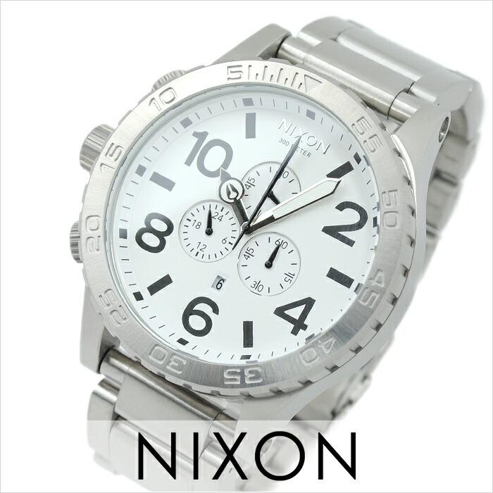 ニクソン THE51-30 クロノグラフ A083-100 メンズ