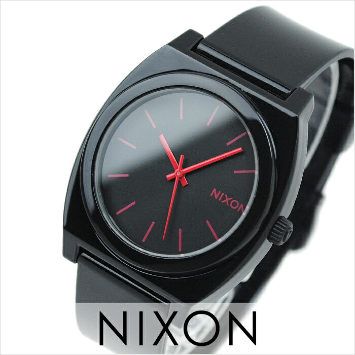 udedokeihompo rakuten global market nixon nixon time teller p a119 480 unisex watch watches. Black Bedroom Furniture Sets. Home Design Ideas