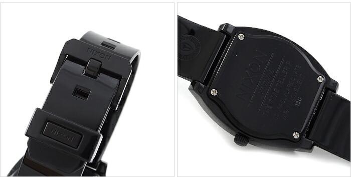 ニクソン タイムテラー ブライトピンク×ブラック A119-480 ユニセックス