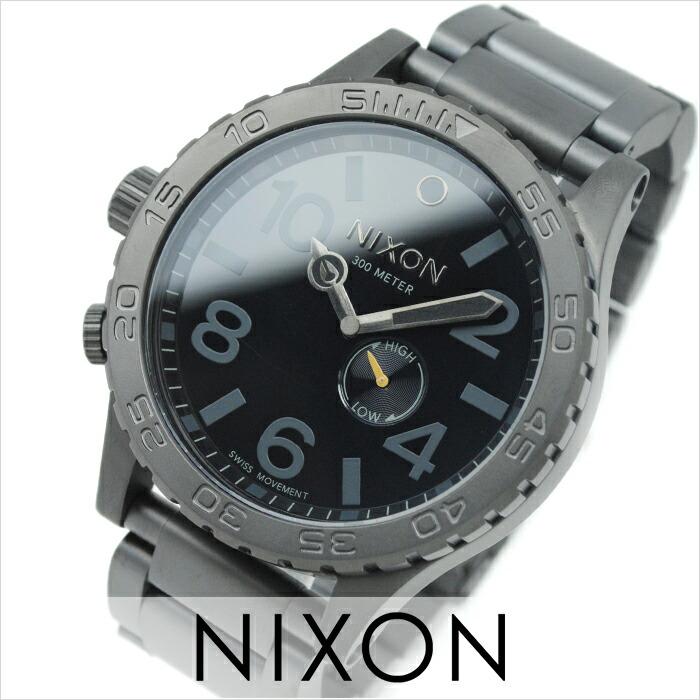 ニクソン THE51-30  ダイバーズウォッチ A057-680 メンズ