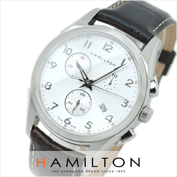 ハミルトン ジャズマスター シンライン H38612553 メンズ