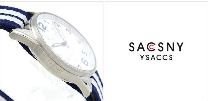 サクスニーイザック  SYA-15093S-SI メンズ