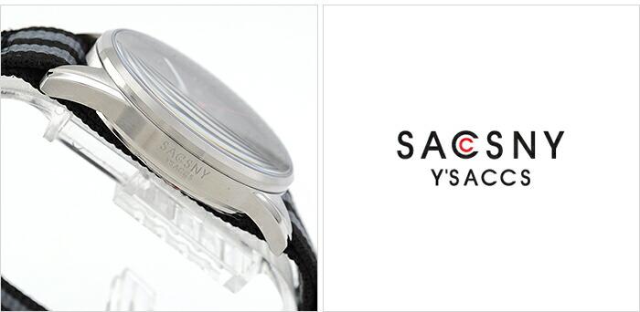 サクスニーイザック  SYA-15093S-BK メンズ
