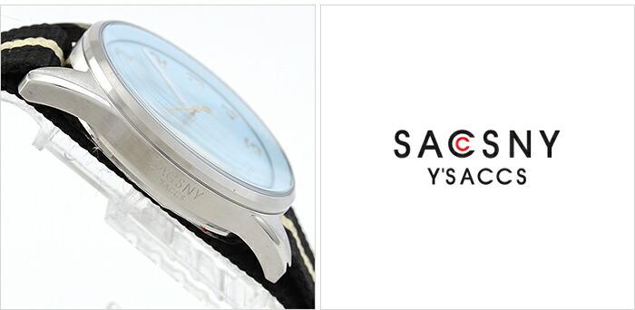 サクスニーイザック  SYA-15093S-LB メンズ