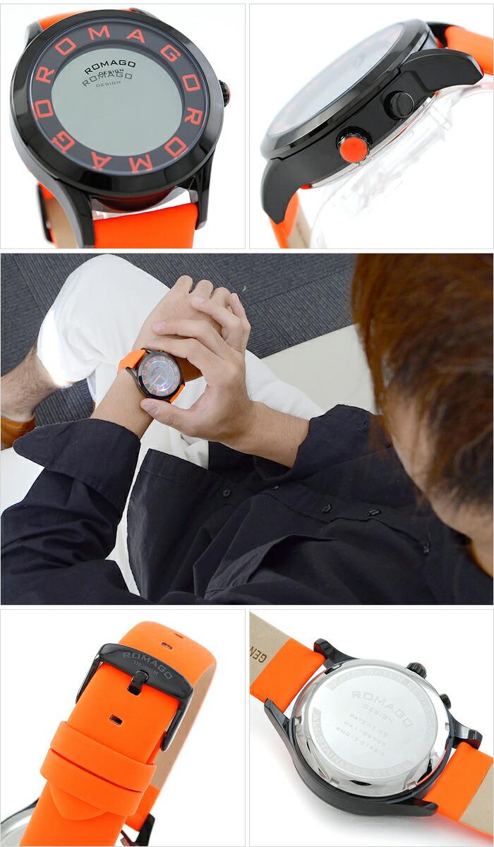 ロマゴデザイン アトラクションシリーズ RM015-0162ST-LUOR ユニセックス