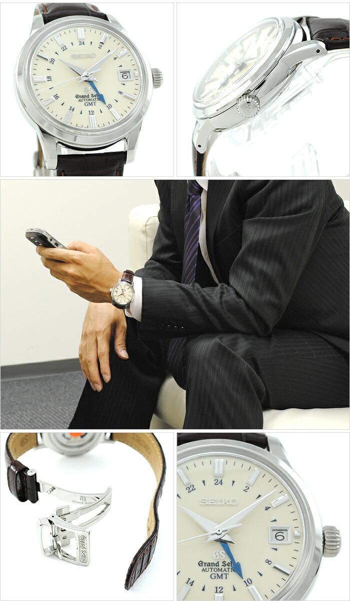 セイコー グランドセイコー 9Sメカニカル 機械式(自動巻き) SBGM021 メンズ