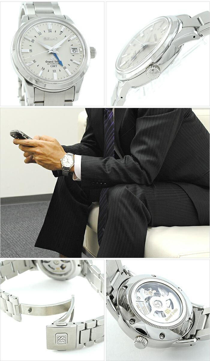 セイコー グランドセイコー 機械式(自動巻き) SBGM023 メンズ