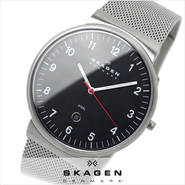 スカーゲン クラシック SKW6051 メンズ