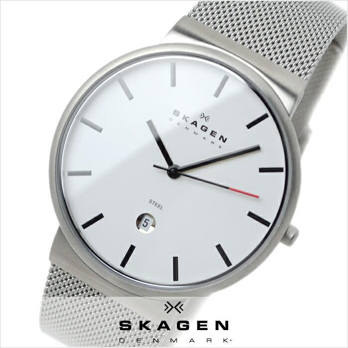 スカーゲン クラシック SKW6052 メンズ
