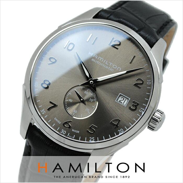 ハミルトン ジャズマスター マエストロオートマチックスモールセコンド H42515785 メンズ