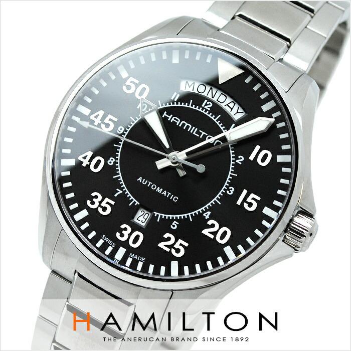 ハミルトン カーキ パイロットオート H64615135 メンズ