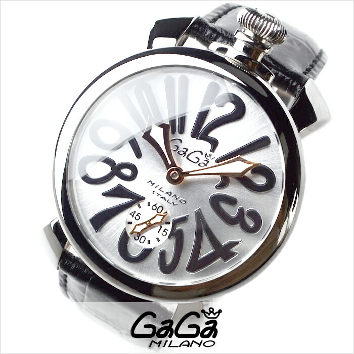 ガガミラノ マニュアーレ 5010.07S メンズ