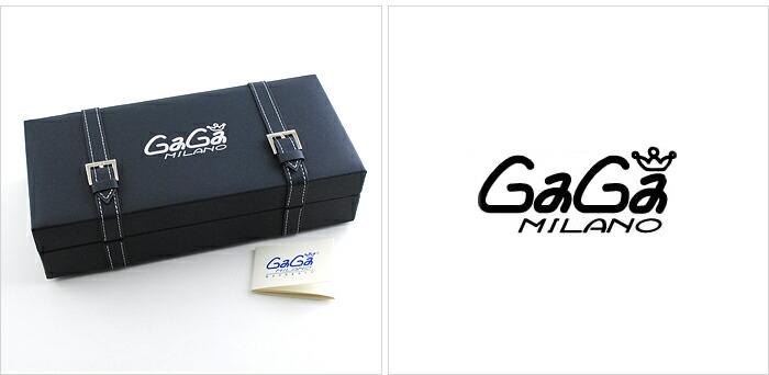 ガガミラノ マニュアーレ 5010.04S メンズ